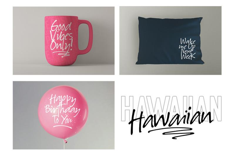 hawaiian-font-duo