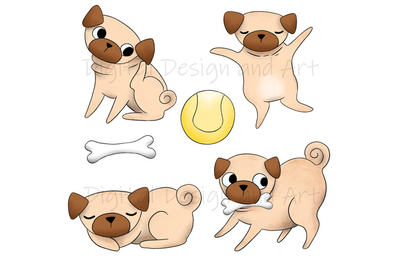 pug-clipart