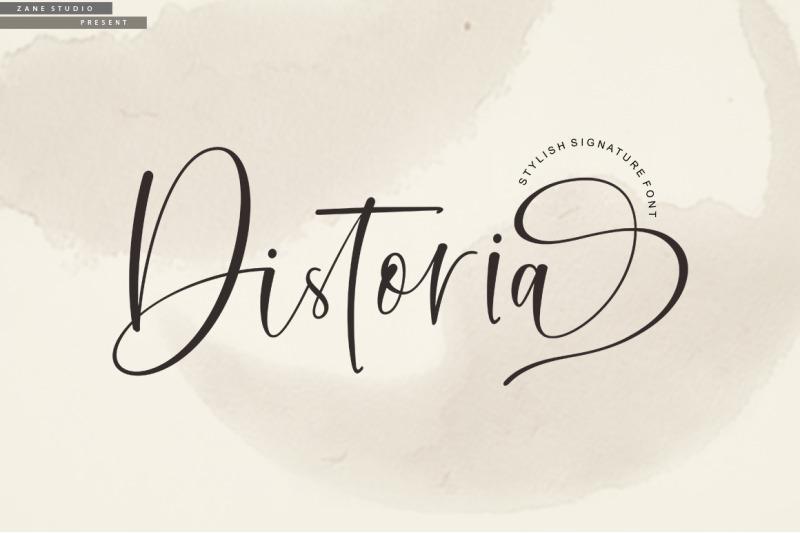 distoria-signature-script