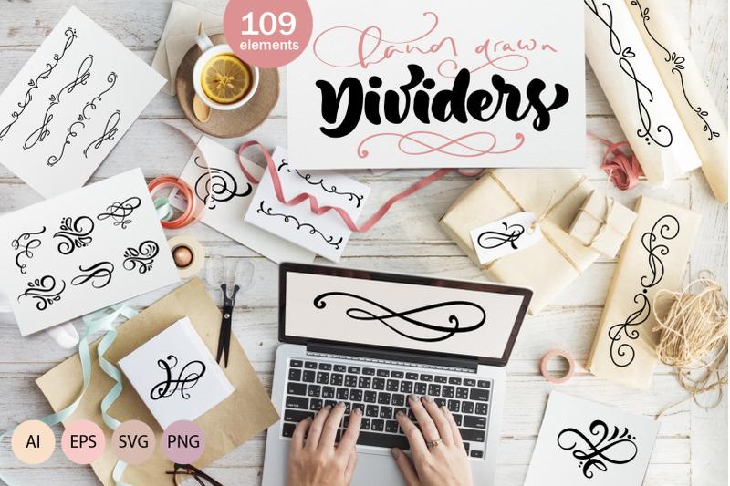 vector-flourish-dividers-svg