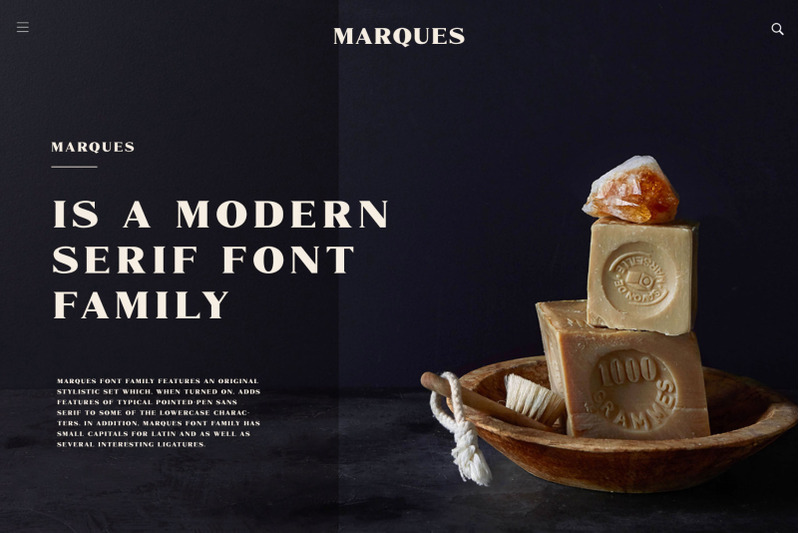 marques-modern-serif-font-family
