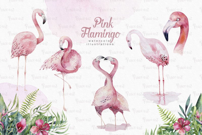 tropical-flamingo-collection