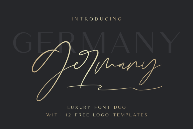 germany-luxury-font-duo
