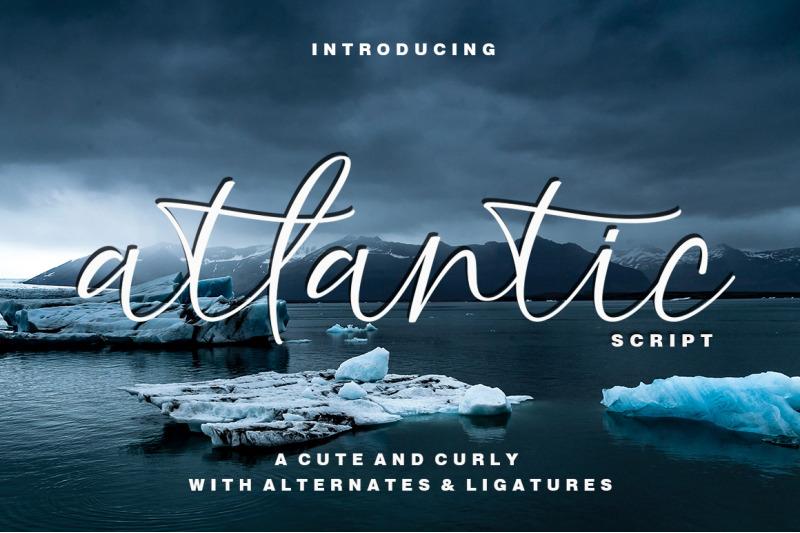 atlantic-script