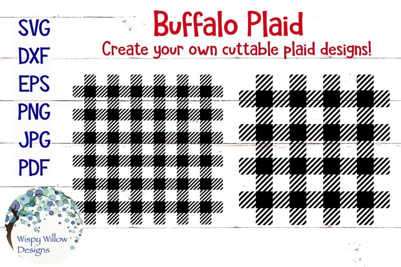 buffalo-plaid-svg-bundle