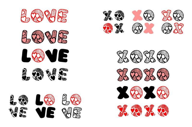 valentine-039-s-day-bundle-love-xoxo-svg-png-eps