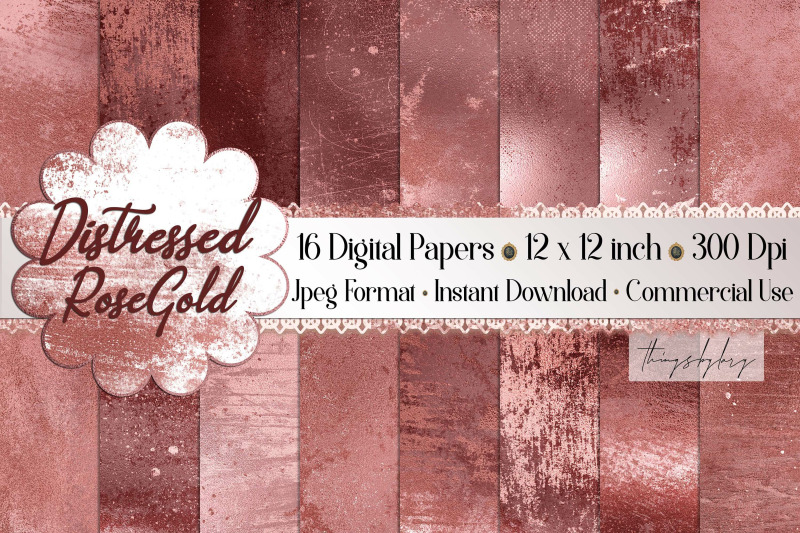 16-distressed-grunge-rosegold-artistic-painted-digital-papers