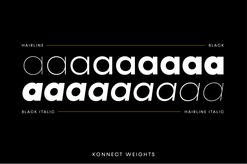 konnect-font-family
