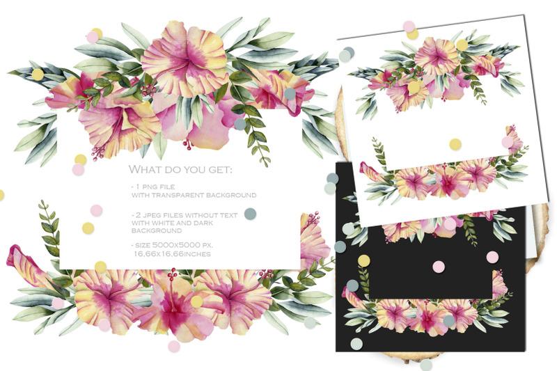 hibiscus-frame-1
