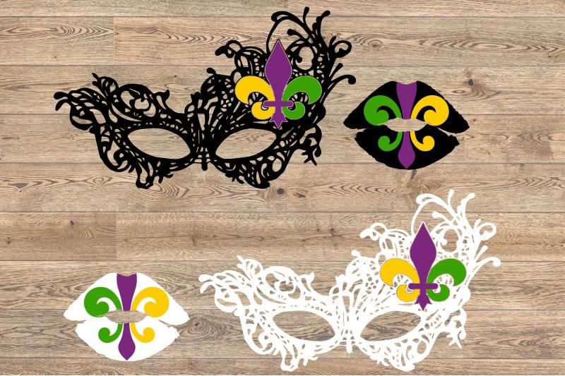mardi-gras-mask-and-lips-svg-louisiana-fat-tuesday-fleur-de-lis-1253s