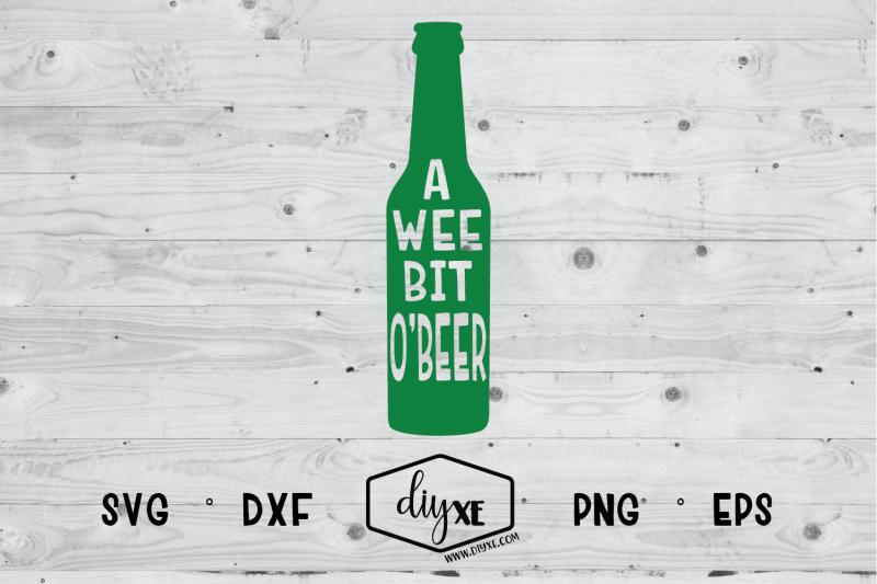 A Wee Bit O Beer By Diyxe Thehungryjpeg Com