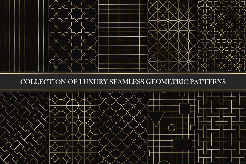luxury-seamless-geometric-patterns