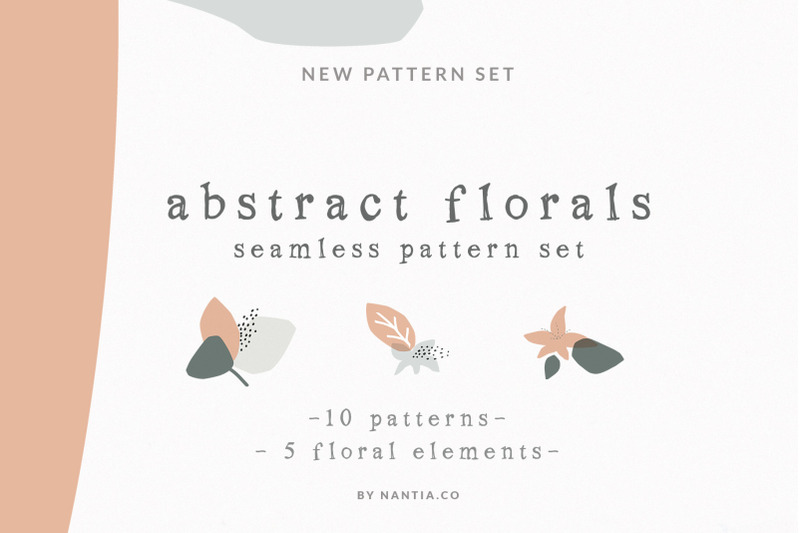 abstract-floral-seamless-pattern-set