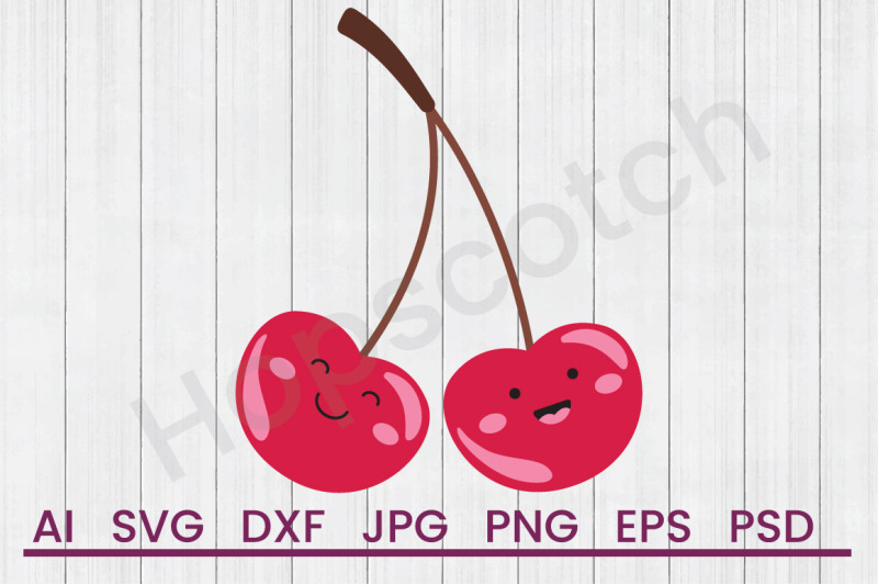 happy-cherries-svg-file-dxf-file
