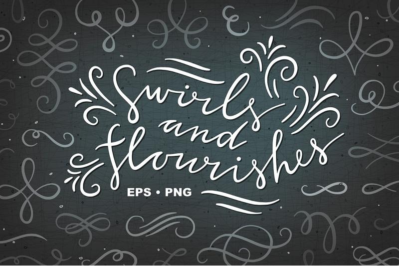 swirls-and-flourishes