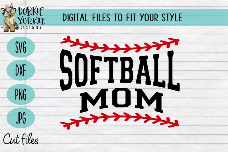 softball-mom-laces-svg-cut-file