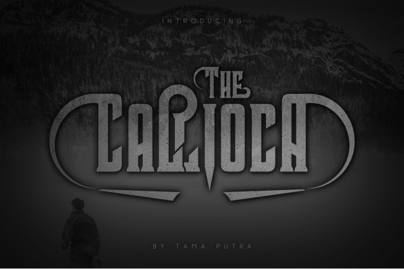 callioca-decorative-serif-typeface