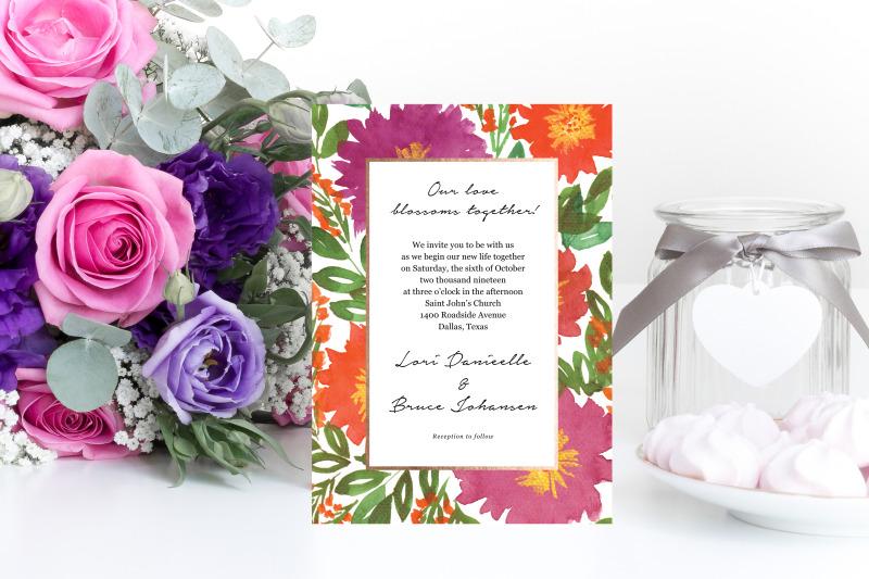 lovely-flowers-wedding-invitation-printable-invitation