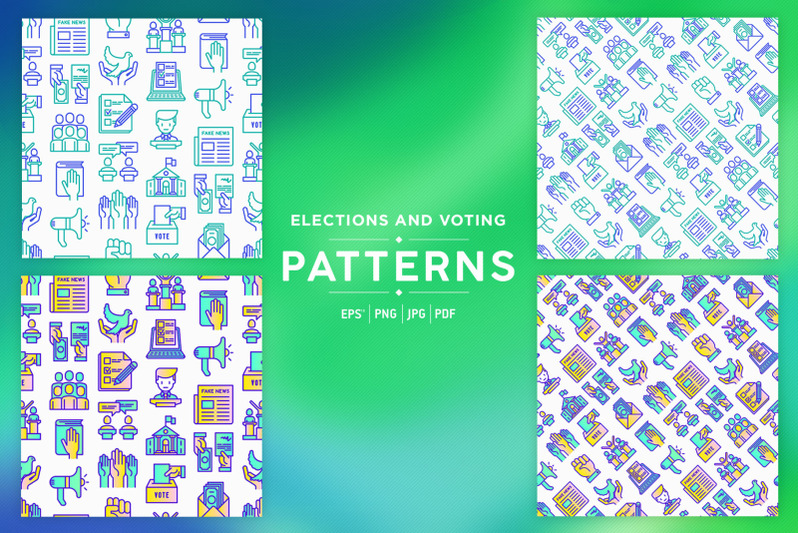 elections-and-voting-patterns-collection