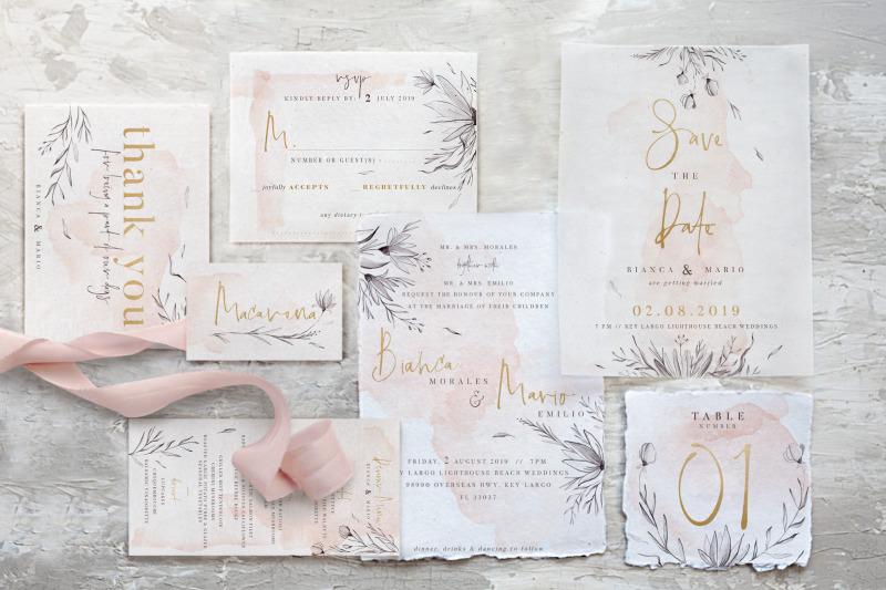 peach-amp-grey-floral-wedding-suite