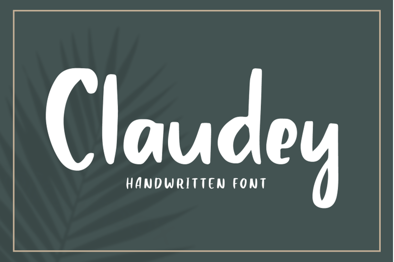 claudey-handwritten