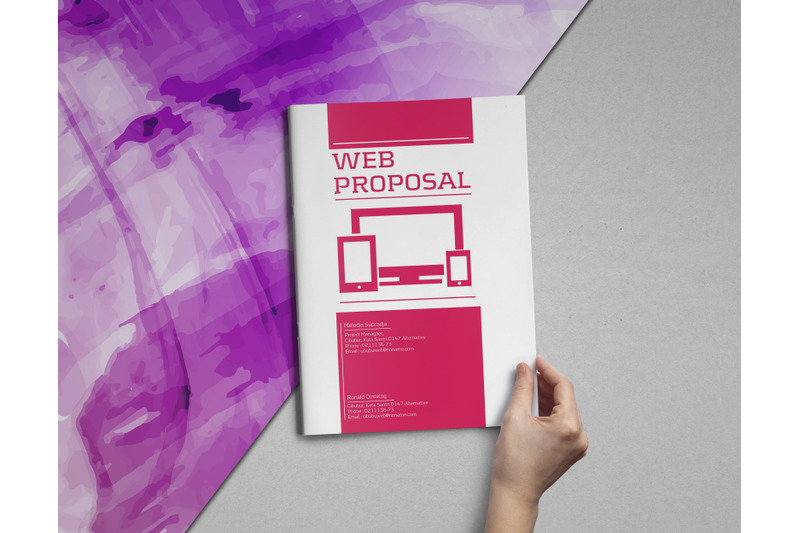 web-proposal-template