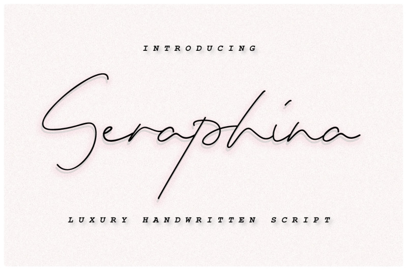 seraphina-script-font-bold-amp-regular