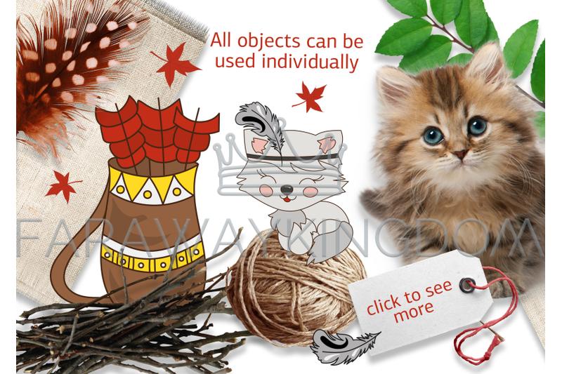pocahontas-cartoon-princess-clipart-vector-illustration-set-for-print
