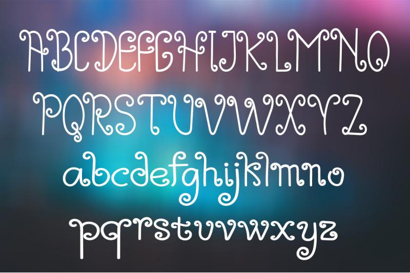 zarinah-handwritten-font