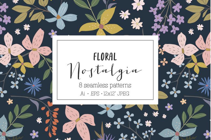 floral-nostalgia