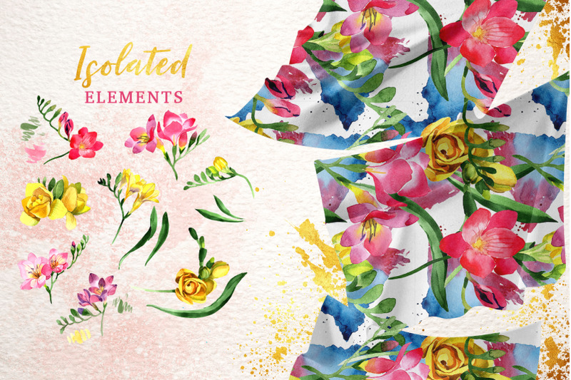 floral-design-collection-watercolor-png