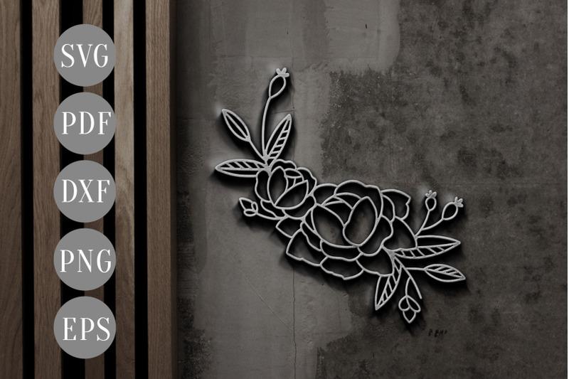 floral-rose-papercut-template-flowers-scrapbook-sticker-svg-dxf-pdf