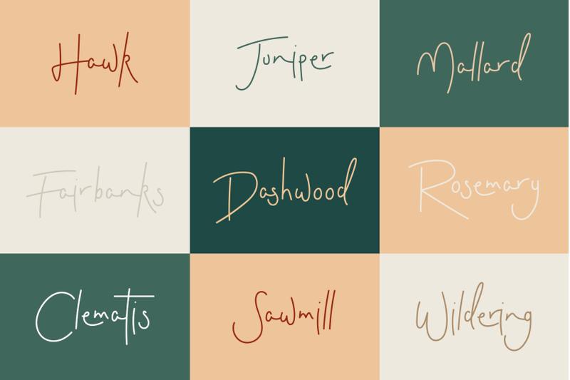 dashwood-font