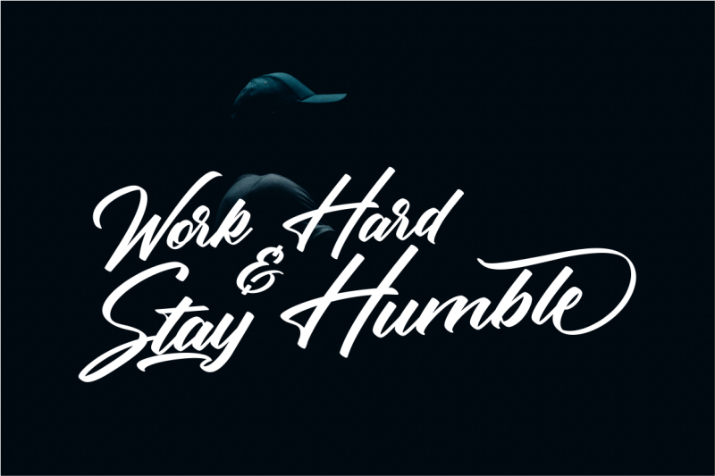rotterdalle-hand-lettered-script