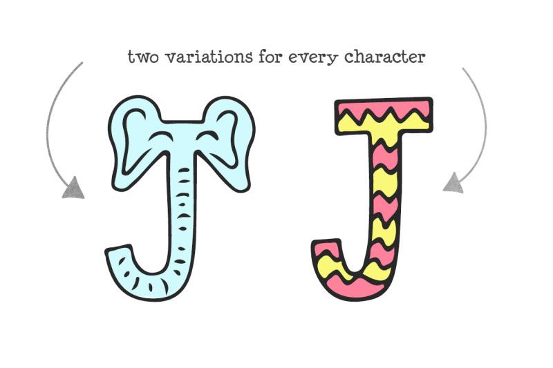 jungle-font