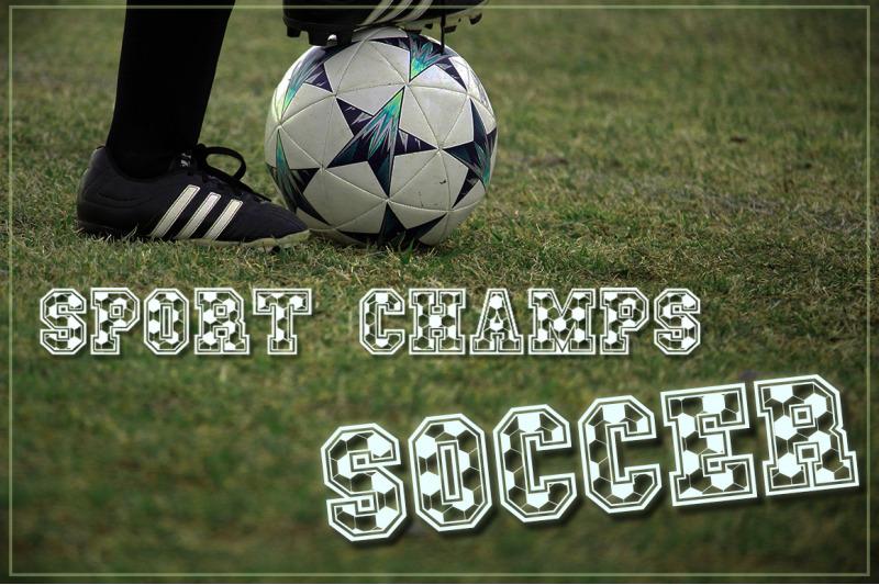 soccer-font