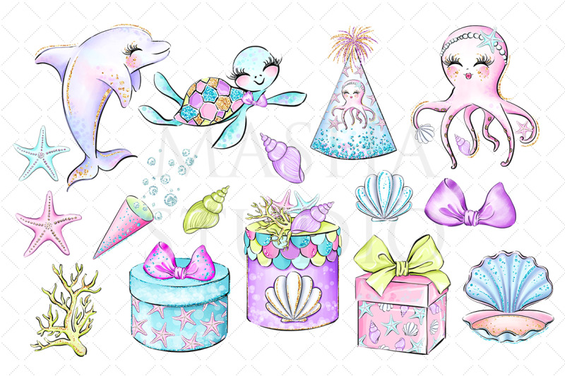 mermaid-birthday-clipart