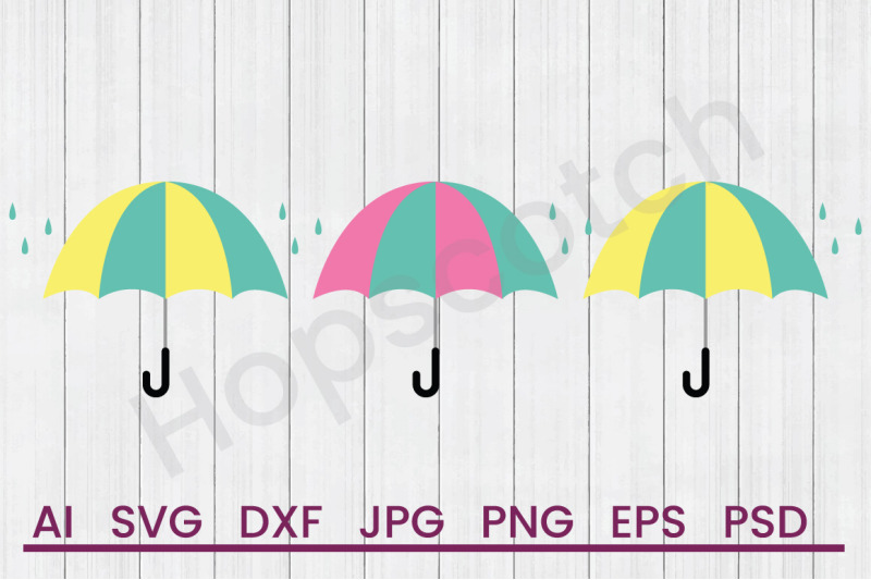 umbrella-border-svg-file-dxf-file