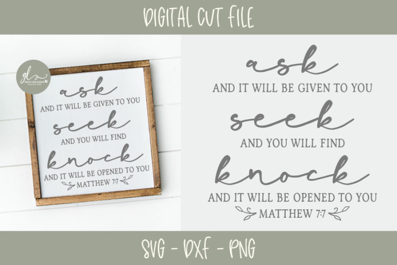 ask-and-it-will-be-given-to-you-scripture-svg