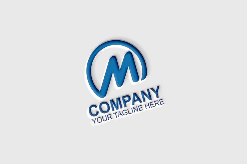 m-letter-logo