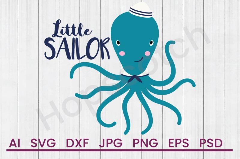 little-sailor-svg-file-dxf-file