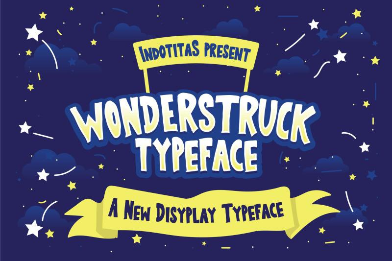 wonderstruck-typeface