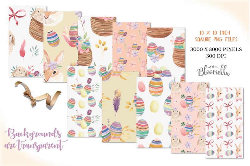 easter-egg-seamless-patterns-spring