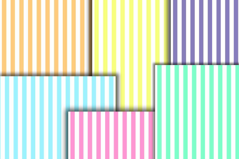 12-polka-dot-and-stripes-scrapbook-paper