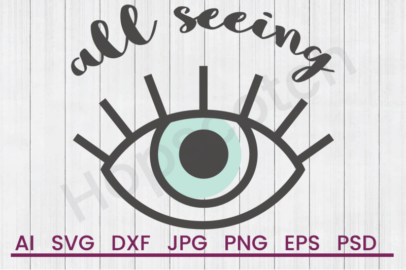all-seeing-eye-svg-file-dxf-file