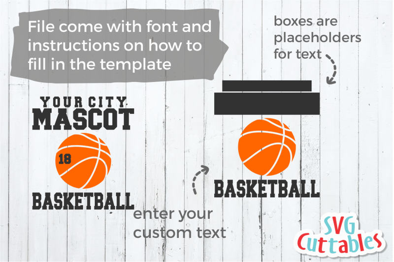 basketball-template-001-cut-file
