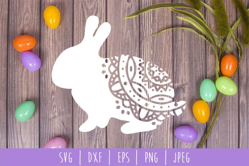 mandala-easter-bunny-svg-dxf-eps-png-jpeg