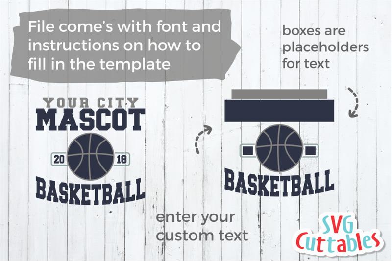 basketball-template-0026-cut-file