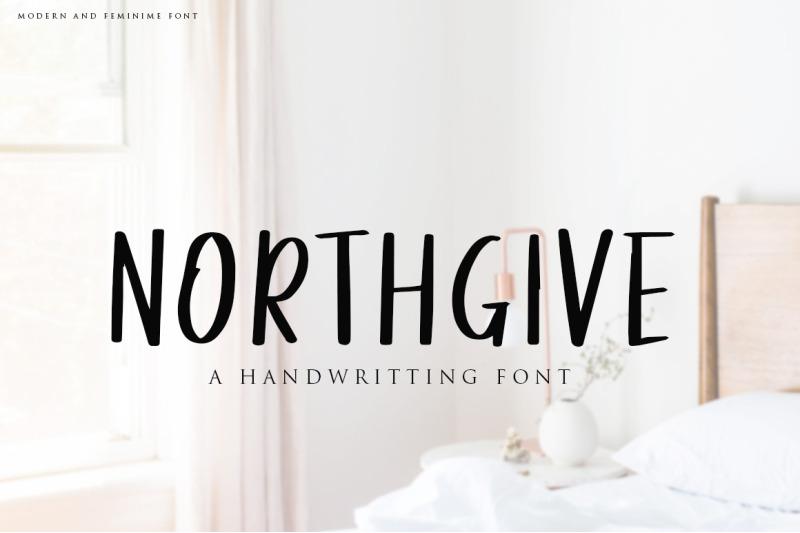 northgive-font