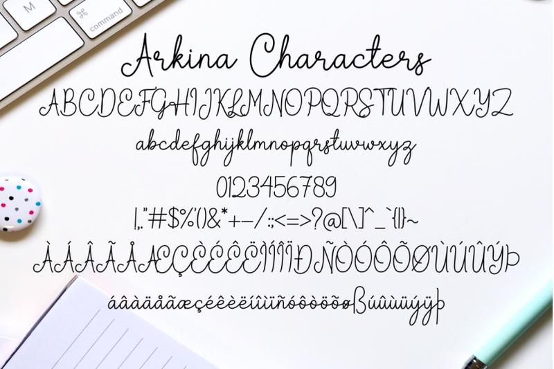arkina-font-duo
